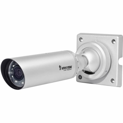 Vivotek IP8337H-C outdoor bullet IP camera with 1 megapixel resolution, 20m IR night-vision, PoE and edge recording