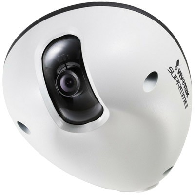 Vivotek MD8562D rugged vandal-proof outdoor IP camera with wide dynamic range, MicroSD, HD1080p, M12 connection
