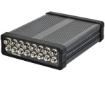Vivotek VS8801 8-port network video server with 2-way audio, PTZ controls, tamper and motion detection