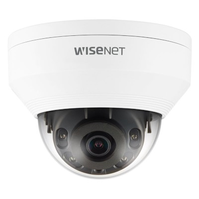 Wisenet QNV-6012R outdoor, vandal resistant dome IP camera with HD 1080p resolution, up to 20m IR, WDR and PoE